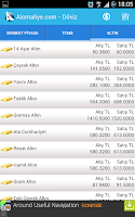 Screenshot of Turkish Currency Converter