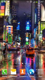 New York Live Wallpaper - screenshot