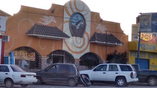Mural Entrada Restaurante Los Potrillos