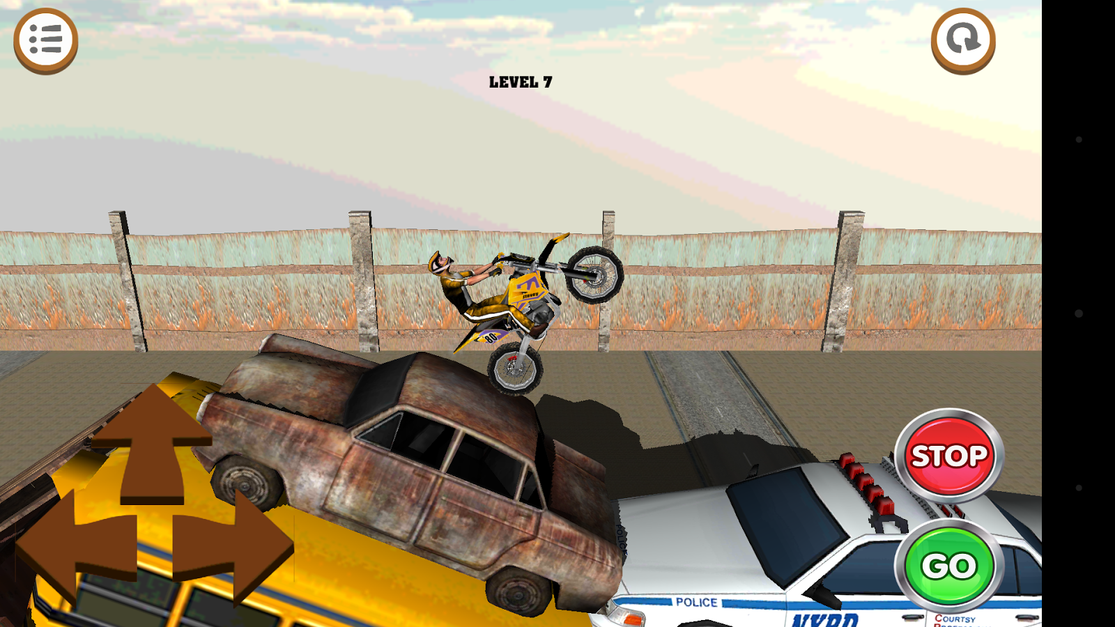 3D Motocross Bike: Industrial Screenshot 9