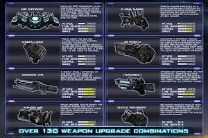 Screenshot of HEAVY GUNNER 3D
