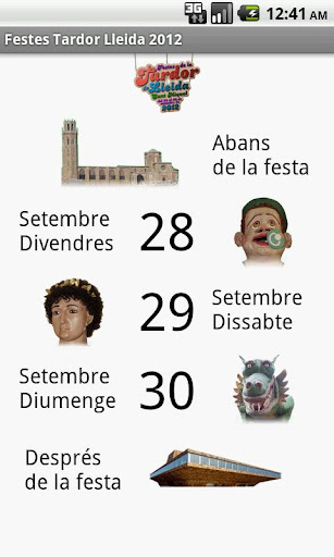Festes Tardor Lleida 2012