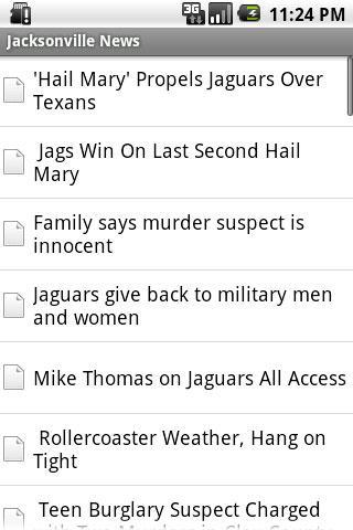 Jacksonville News