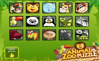 Screenshot of Animal Zoo - Free Toddler Apps