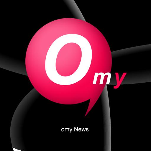 omy News LOGO-APP點子