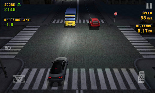 Game Traffic Racer version 2015 APK