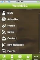 Screenshot of Watch MBC