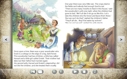 Hansel and Gretel - screenshot