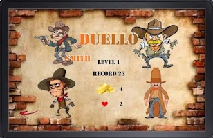 Screenshot of Western Gold Game Rodeo