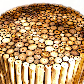 Wooden Table by Constantinescu Adrian Radu - Artistic Objects Furniture ( wood, pwc )