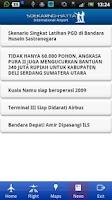 Screenshot of Soekarno Hatta Airport