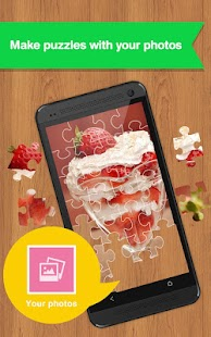 Yummy Desserts - Jigsaw Puzzle - screenshot