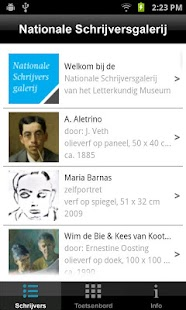 Letterkundig Museum - screenshot