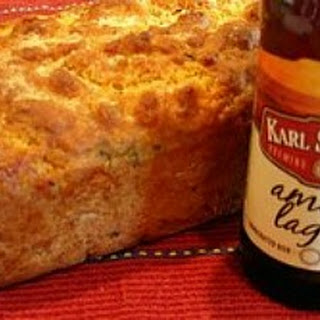 Cheddar- Chive Beer Bread