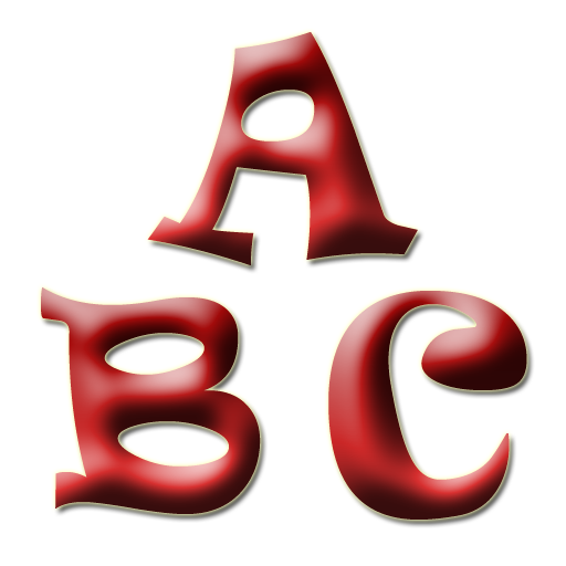 ABC Game LOGO-APP點子
