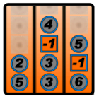 Numbers Addiction Tab (paid) icon