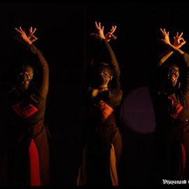 Art of Fingers by Vijayanand K - News & Events Entertainment ( dancing, art, traditional dance, dance performance, dance )
