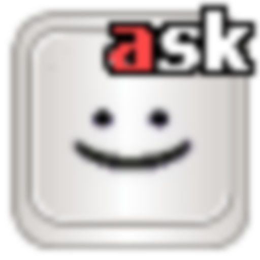 Shorter Smiley for ASK