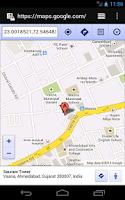 Screenshot of Device Tracker