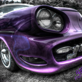 Purple Haze by Urban Xploration - Transportation Automobiles