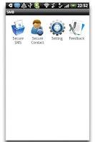 Screenshot of Secure Message Box