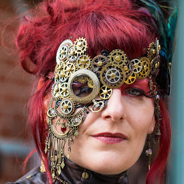Steampunk IV by Pascal Hubert - People Street & Candids