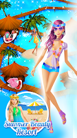 Screenshot of Summer Beauty Resort