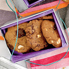 Caribbean Coffee Cookies