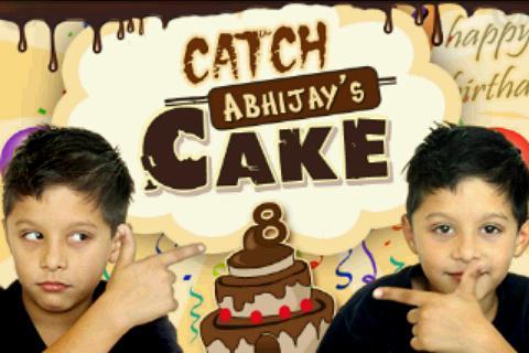 Catch Abhijay Cake