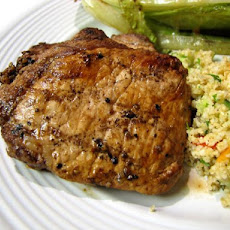 Philippine Grilled Pork Tenderloin