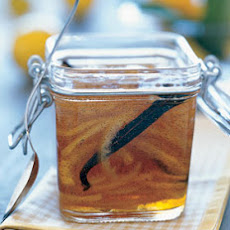 Meyer Lemon and Vanilla Bean Marmalade