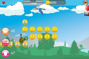 Screenshot of Turtlecopter Lite
