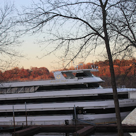 by Dawn Price - Transportation Boats