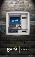 Screenshot of Guru Cajeros