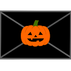Halloween Card Sender icon