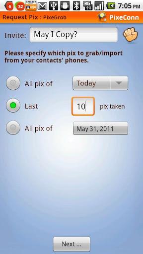【免費工具App】PixeGrab: Grab Pics From Phone-APP點子