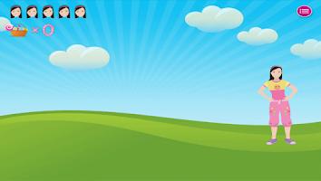 Screenshot of מיכל הקטנה והבלונים האבודים