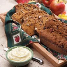 Pumpkin Date Bread