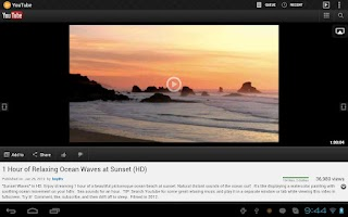 Screenshot of PlayTo Universal