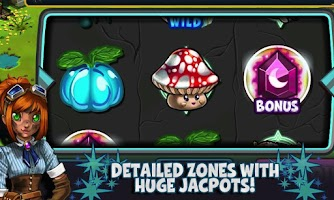 Screenshot of Magic Slots - slot machines