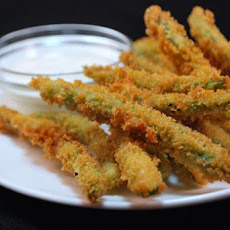 Copycat Crispy Green Bean Fries(Tgi Friday's)