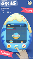 Screenshot of Pet Egg GO Locker Theme