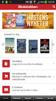 Screenshot of Bokklubben