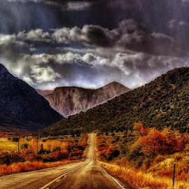 Fall  Colorado Mountains by Terry Ricks - Landscapes Mountains & Hills ( mountains, mountain, fall colors, fall )