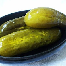 Good Eats Dill Pickles (From Alton Brown 2007)