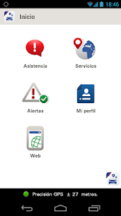 AXA Vial MX - screenshot