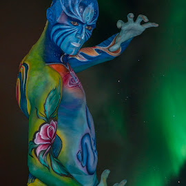 Aurora by Thomas ST0LL - People Body Art/Tattoos