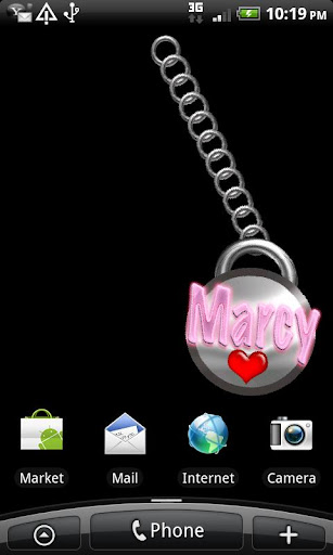 Marcy Name Tag