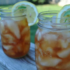 Touch of Mint Iced Tea