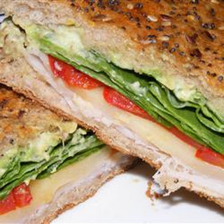Turkey Avocado Panini Recipes